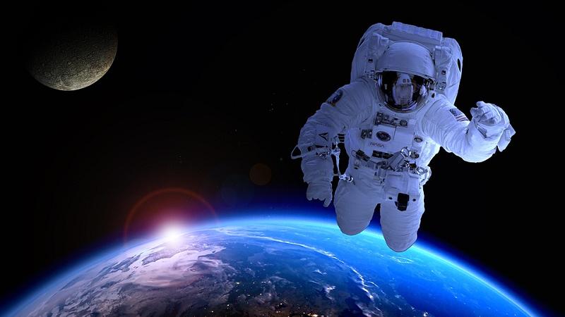 Les astronautes qui croient en Dieu... Astronaute