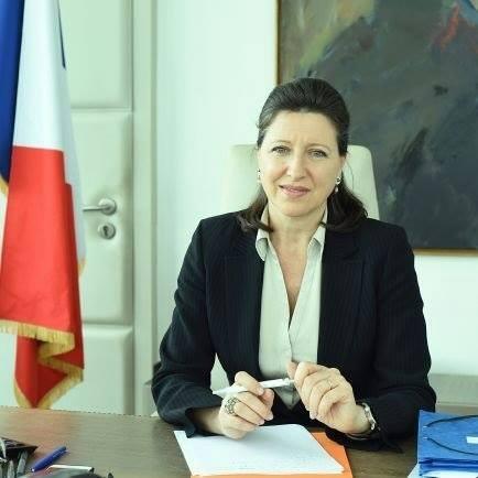 La Ministre de la Santé Agnes Buzyn