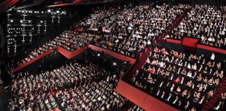 La cérémonie d'ouverture du festival de Cannes 2018