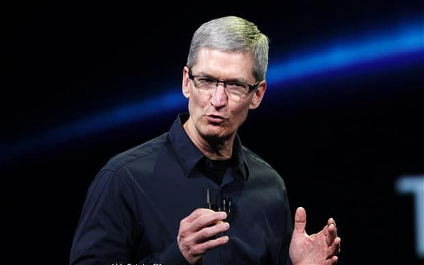 Tim Cook, le PDG d'Apple