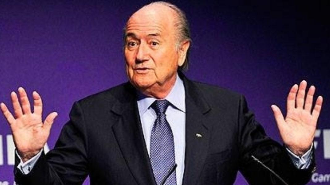 Sepp Blatter, président de la FIFA de 1998 à 2015.