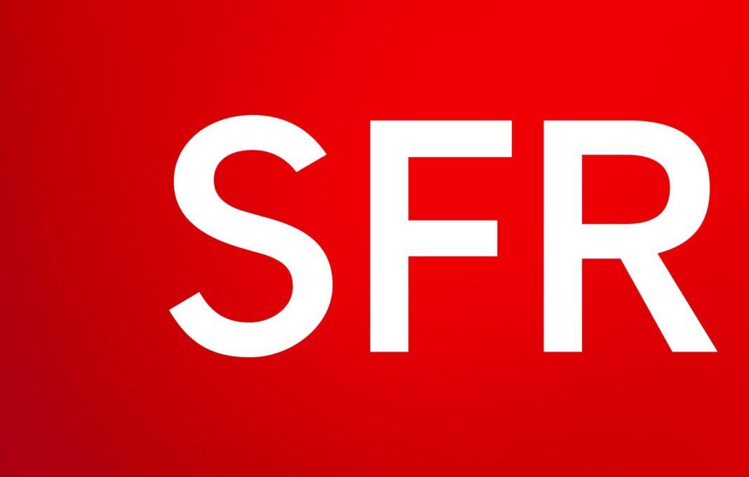 Le logo de SFR.